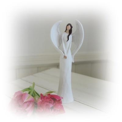 Ängel med vingar
