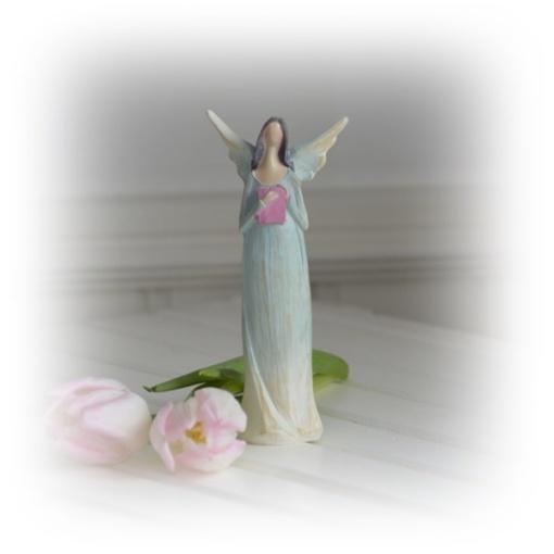 pastellfärgade änglar