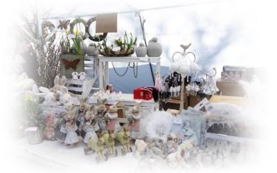 Påskmarknad i Adelöv