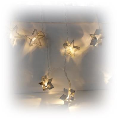 Slinga med flera stjärnor