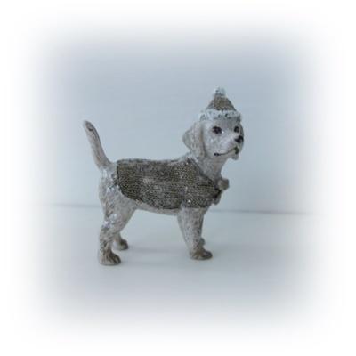 Hundar för dekoration