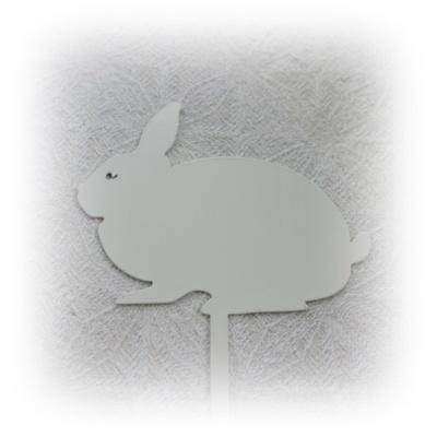 Kanin på stick
